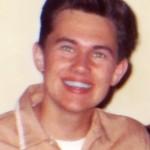 Glenn D. Moore - at age 19