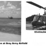 Gray AAF and 124