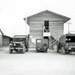 HQ-barracks at Vung Tau - by Ed Oberst