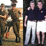 John Lowe & Jim Gumley - Then and Now