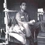 John Piper at Gray Army Airfield