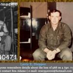 Larry Steppee - Correct Platoon?
