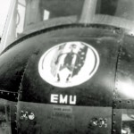 The original EMU nose art