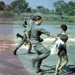 V.C. prisoner taken near Tay Ninh